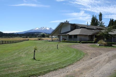 Korokeo Bed and Breakfast - Ohakune - Appartement