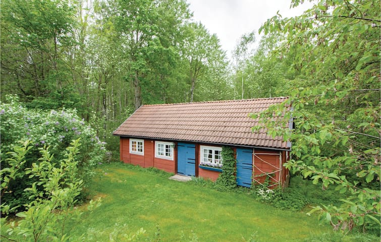 Holiday cottage with 1 bedroom on 45m² in Södra Vi