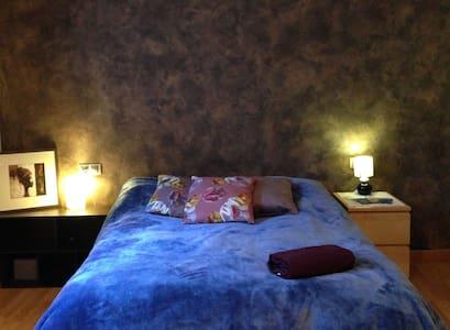 Salle chaleureuse et confortable - La Massana