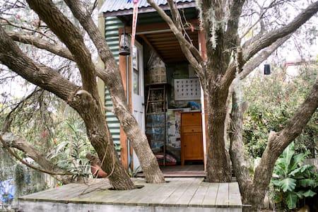 Treehouse, Magic Habitat - Tighes Hill