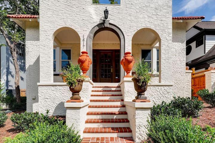 Villa Alegre, Charming Mediterranean Retreat