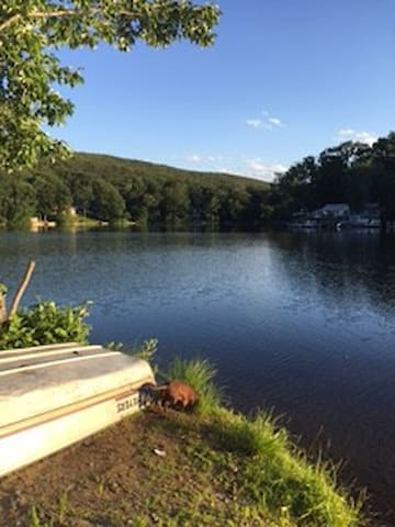 Bring your boat or SUP!