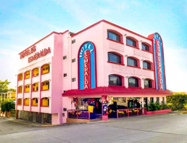 Hotel Boutique Esmeralda. Habitación sencilla 1