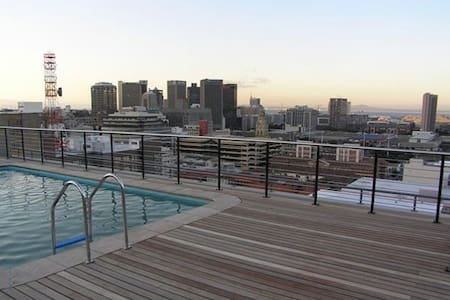Secure Studio Apartment: Great Central Location - Cape Town - Apartment