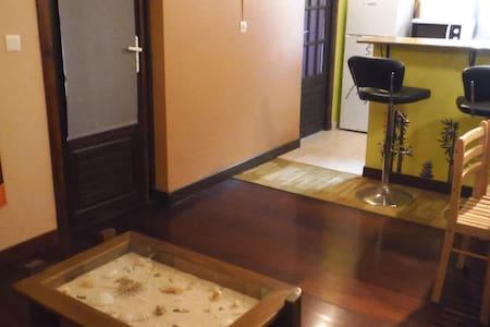 Appartement Fleur de Bananier - Byt