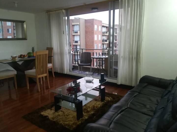 Confortable habitación privada en Madrid