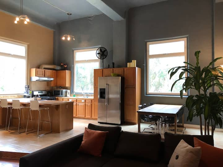 Huge Unique Loft in the Heart of Hillcrest