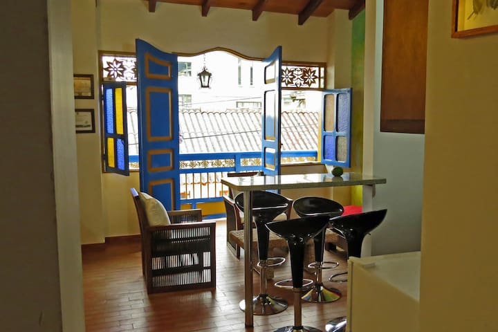 REAL HOSTEL- APARTAMENTO - Salento - Apartment