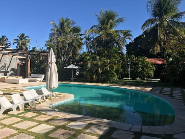 Linda casa de praia no Cumbuco/CE.