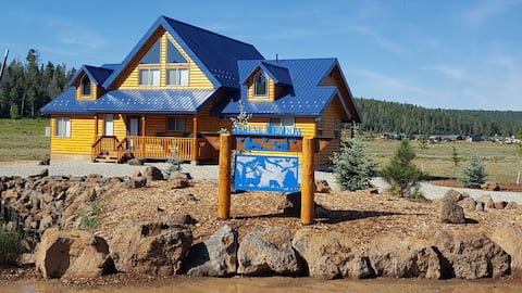 Serene Meadow (sister cabin of Harmony Meadow).