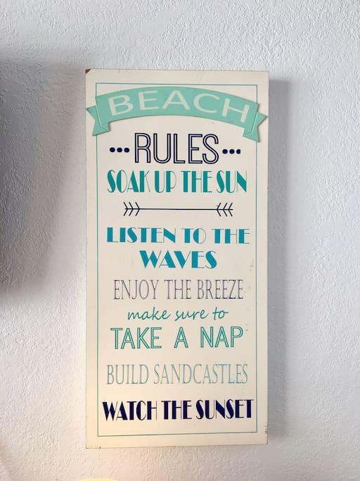 Enjoy the rules !
