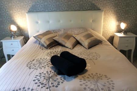 La chambre Cosy - Estouteville-Écalles - Bed & Breakfast