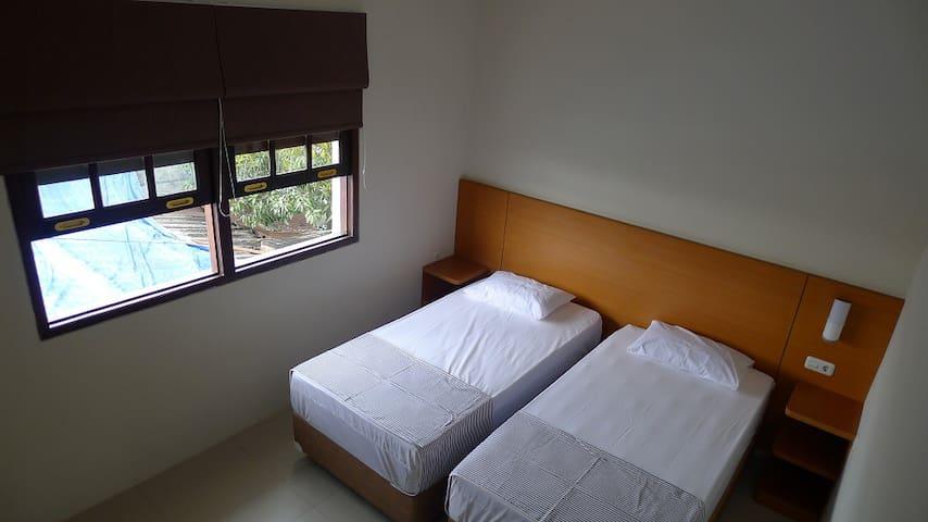 Family guest house kupang baru - Suko Manunggal - Huis