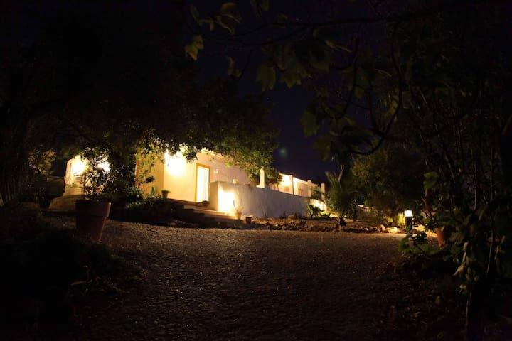 Quinta do Amendoal o melhor da Natureza no Algarve - Albufeira - Cabaña