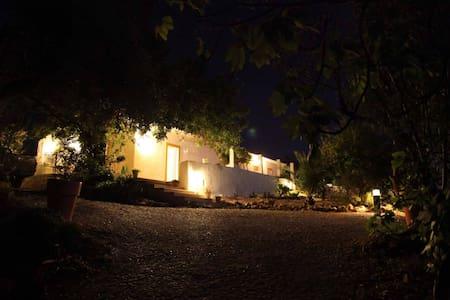 Quinta do Amendoal o melhor da Natureza no Algarve - Albufeira - Cabane