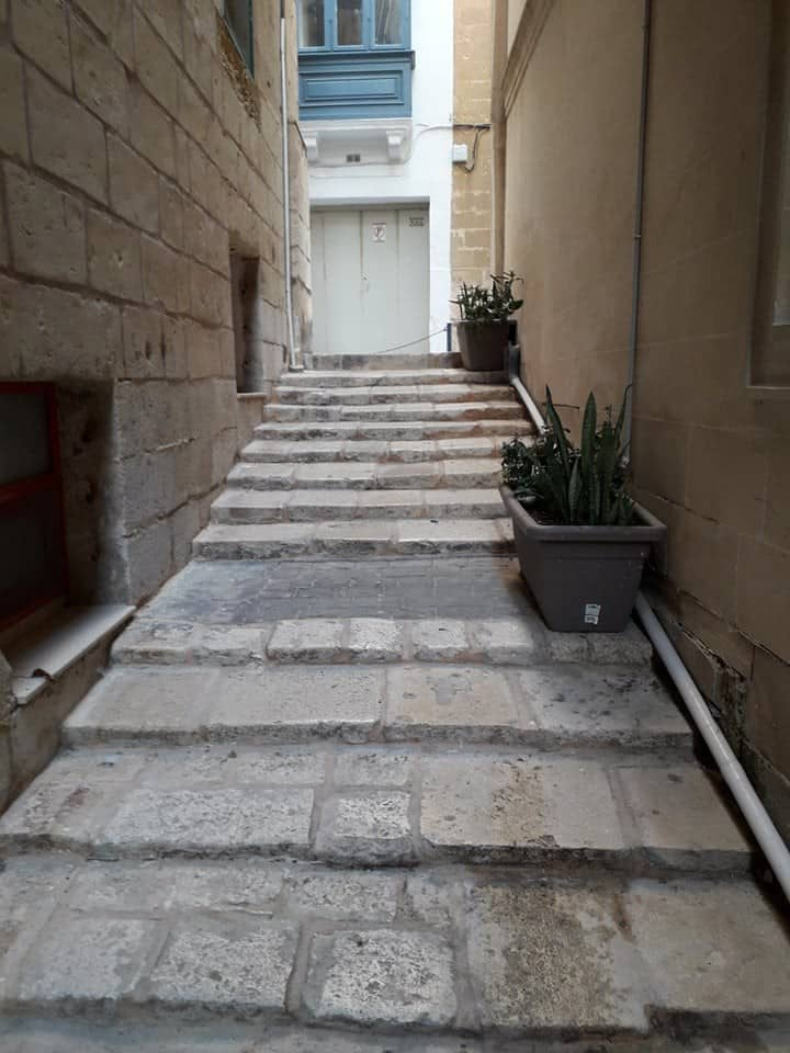 Our little Apartment in Valletta
