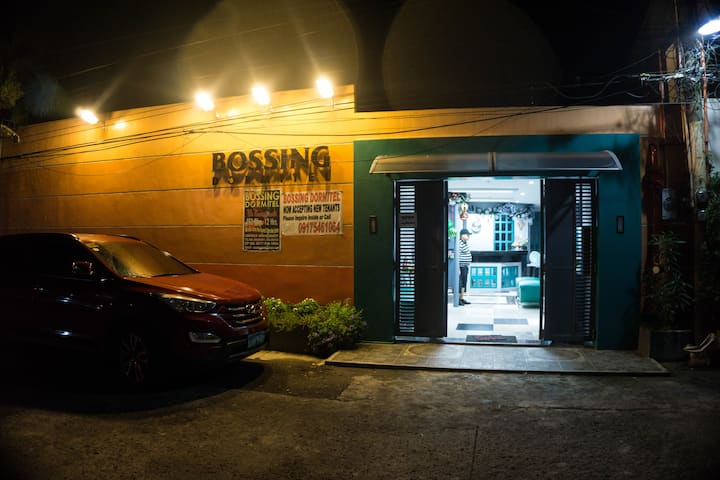 BOSSING DORMITEL PRIVATE ROOMS FOR 15 GUEST