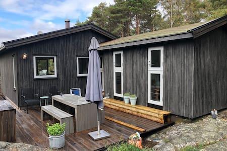 Hytte på Søndre Sandøy (ledig man-fre uke 32)
