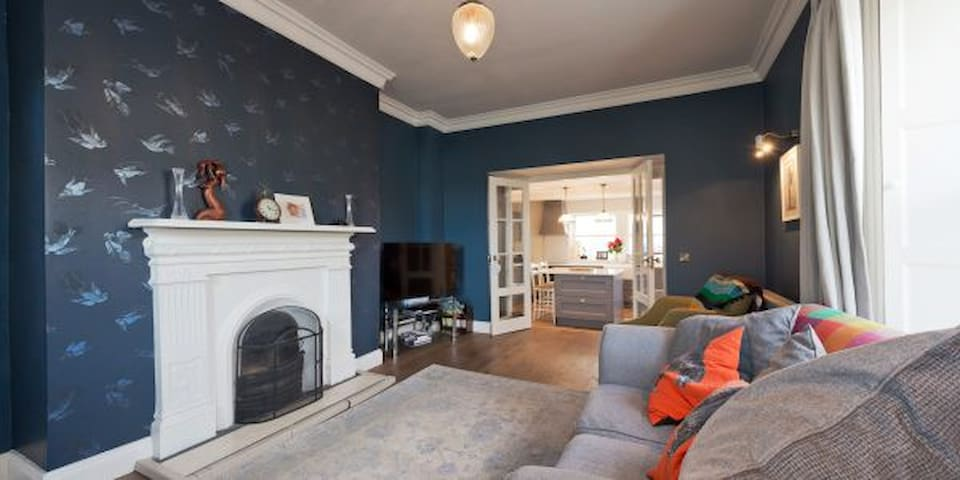 Stylish Victorian Home - Families /Seafront