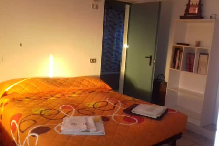 """""""La Terrazza di Mombarone"""" room n.3"""