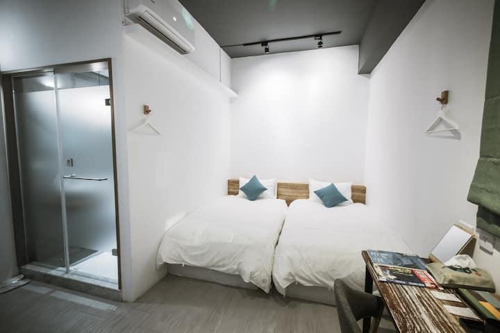 門廷若室-標準雙人房205