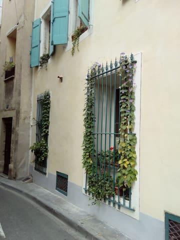 Petit appartement au charme retro