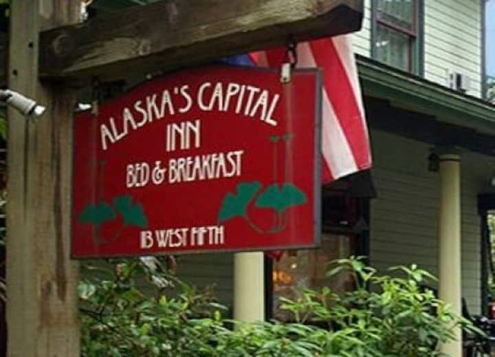 Downtown elegant Inn, Juneau, Alaska