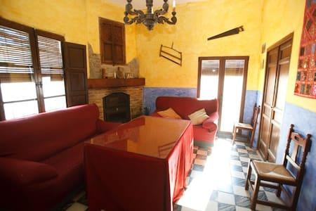 La Casa del Carpintero en Atalbeitar - Pitres - Dom