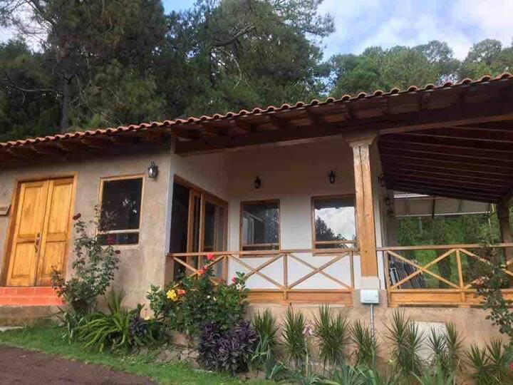 Cabaña en Bosque cerca de Morelia