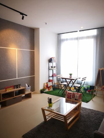 New unit<Arcoris Soho> Comfy and near malls and KL