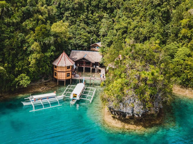 Enchanted Cove Resort Room L1 Sohoton