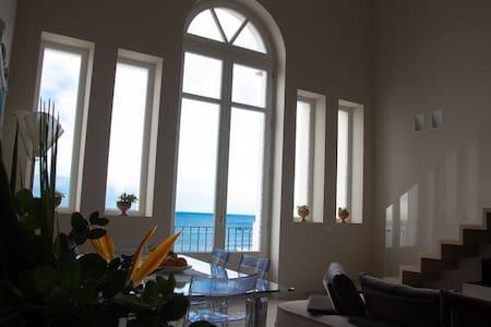 Luxury loft on the sea - Trapani