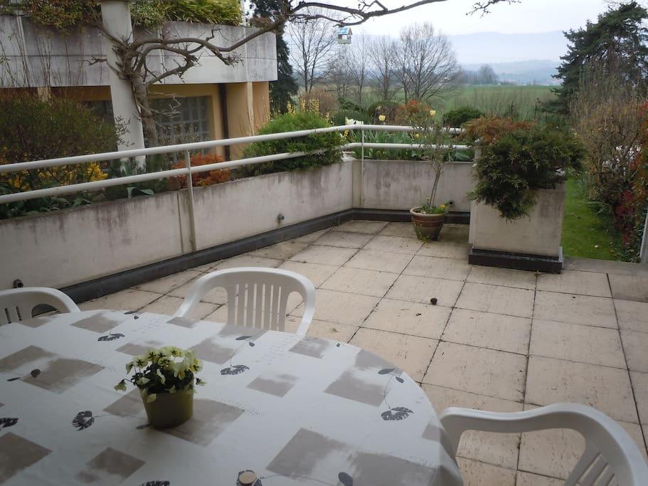 terrasse 25 m2