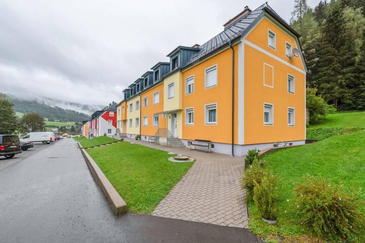 Comfortable Apartment in Sankt Lambrecht near Ski Area