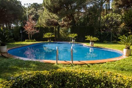 Small cute Beach Villa - Sant Andreu de Llavaneres - House