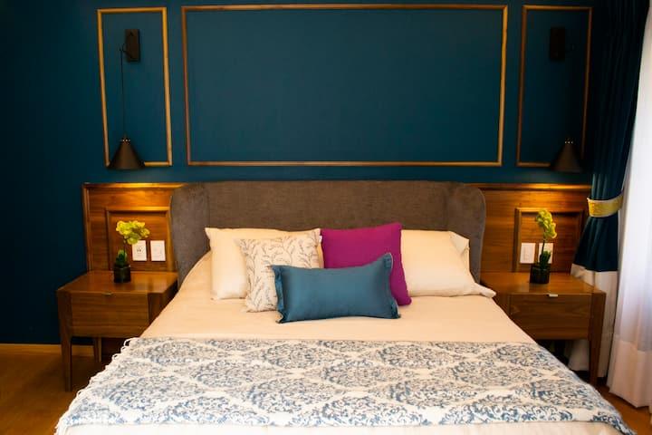 Suite with Terrace - Casa Bis · CDMX