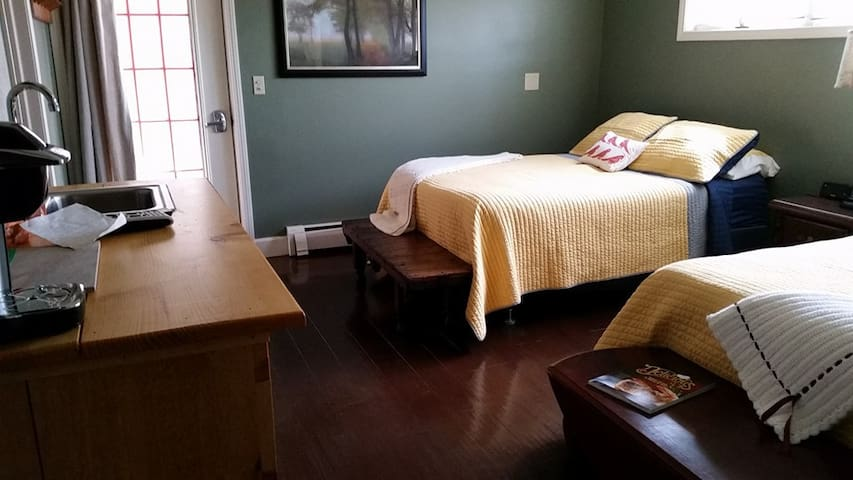 Milly's Inn - Milly's Suite (Double Bed) - Wilson - Bed & Breakfast