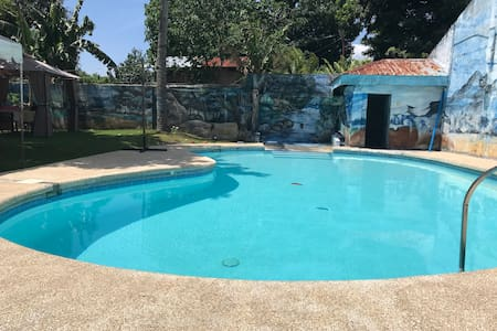 Dumaguete City: Home with Nature w/ Swimming Pool