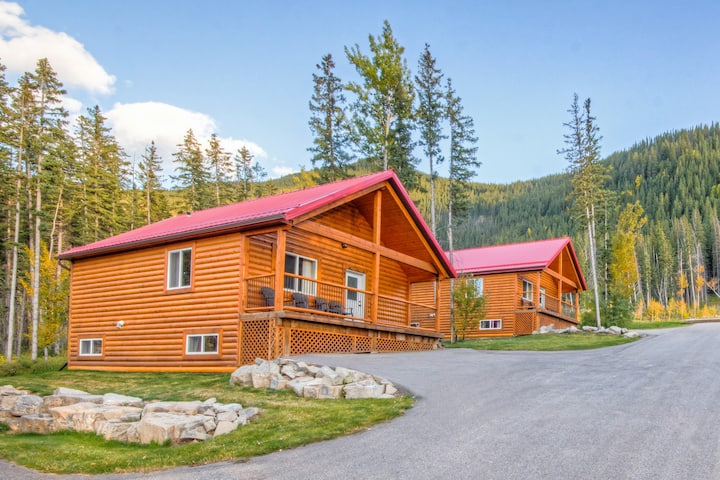 Four Bed Rental Chalet