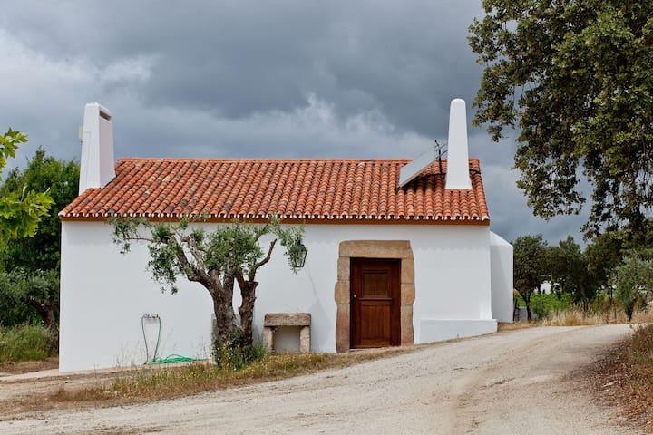 Casa Hospitalários-(na vinha da Herdade do Gamito)