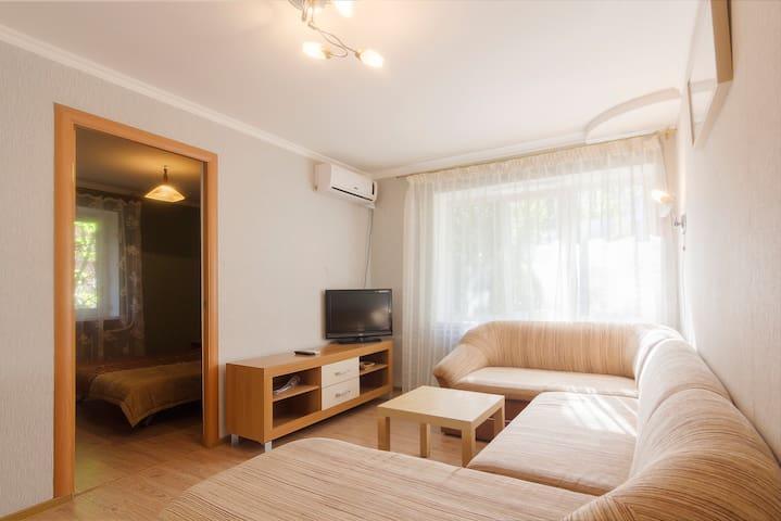 Уютная и тихая квартира
