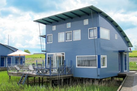 90 m² holiday home in Lauwersmeer