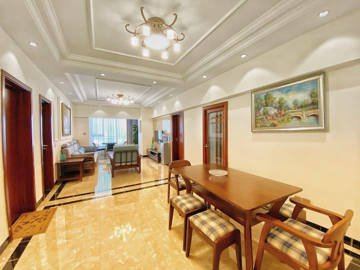 西贝阳光整套酒店式高端公寓(丘北县城中心广场,普者黑新天地)