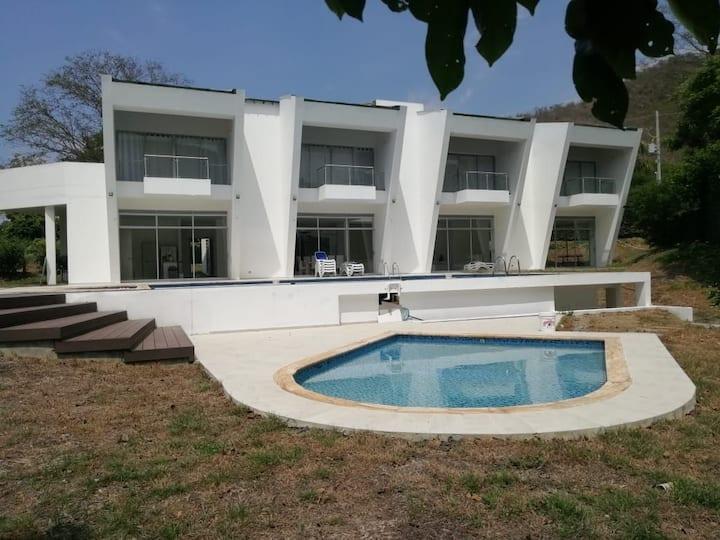 Villa  luxury  Santa Fe de antioquia