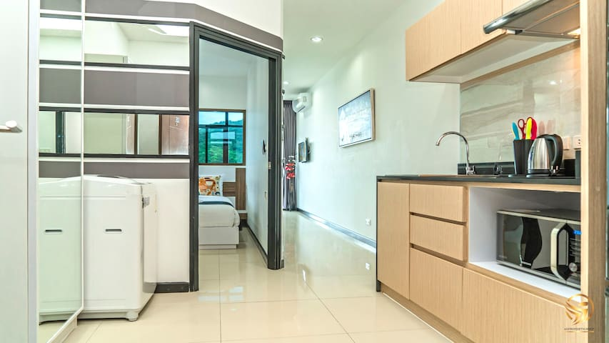 Tropic apartment @NAIHARN BEACH CONDO A601