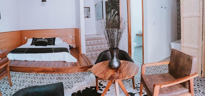 Habitación Mandimbo - 2 - Casa de Arte
