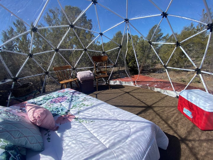 Grand Canyon Fireside Star Gazing Dome