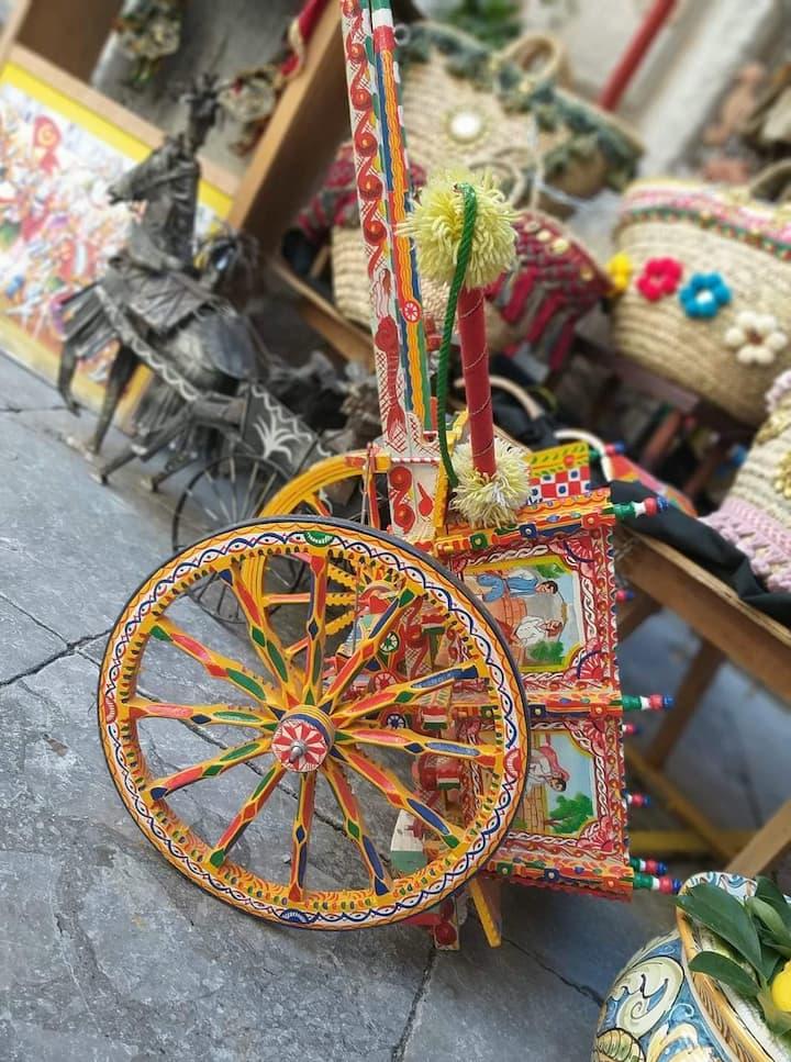 Sicilian Chariot