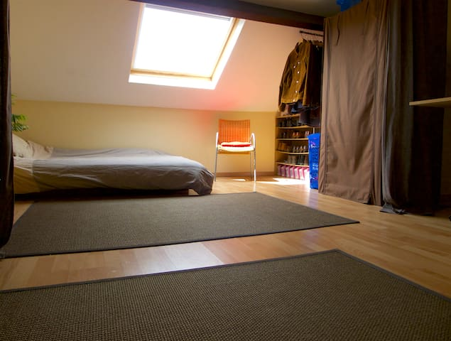 Room in house - Easy access Paris and Disneyland - La Ferté-sous-Jouarre - Complexo de Casas