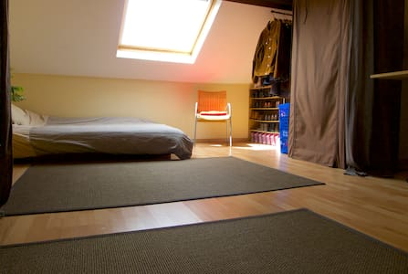 Room in house - Easy access Paris and Disneyland - La Ferté-sous-Jouarre - Rekkehus